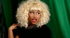 nicki minaj, my favorite wig of hers
