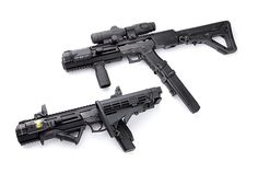 HERA-ARMS - Convert your Glock/SIG into a sub-compact rifle. Still not covered under assault rifle ban