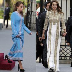 La princesa Iman, tras los pasos de su madre, Rania de Jordania #royals