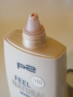p2 cosmetics Feel Natural Make Up, 010 Natural Rose