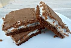Time Out for Women - The Magic of a Marshmallow Brownie