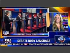 Body Language of the 7th Republican Debate at Good Day New York
