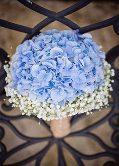 blue wedding flowers images for the bridal bouquet and wedding decorations - Page 75 of 100 - Wedding Flowers & Bouquet Ideas Blue Wedding Flowers, Bridal Flowers, Flower Bouquet Wedding, Wedding Colors, Wedding Blue, Trendy Wedding, Diy Flowers, Wedding Simple, Blue Wedding Bouquets