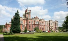 Crewe Hall wedding venue in Crewe, nr Sandbach, Stoke on Trent, Nantwich, Cheshire