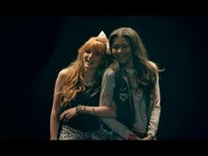 "Contagious Love (from ""Shake It Up: I ♥ Dance"") Bella Thorne & Zendaya Coleman Bella Thorne Video, Bella Thorne Movies, Bella Thorne And Zendaya, New Music, Good Music, Dance Playlist, Party Songs, Disney Channel Shows, Dance Music Videos"