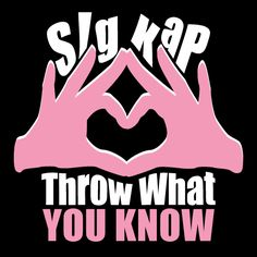 Sigma Kappa, Sorority, Throw What You Know, T-Shirt *All designs can be customized for your organization or chapter's needs!