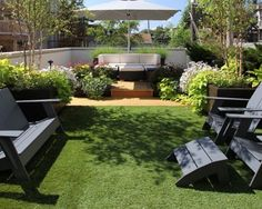Small Modern Landscapes Design, Pictures, Remodel, Decor and Ideas - page 5