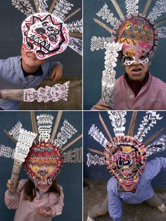 Awesome masks!