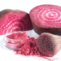 Age-Defying DIY Blush with Beets