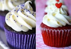 Valentine's Day is just around the corner and that means red velvet everything abounds! In my opinion, red velvet just isn't the same without a great cream cheese frosting. (None … Read More