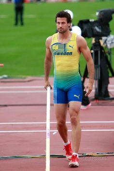 Athletes bulges male swedish