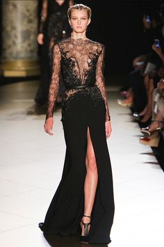 elie saab fall 2012 couture collection
