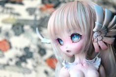 Arielle by Enaibi. I've just fallen in love with this doll and can't get enough of Enaibi's doll style ♥
