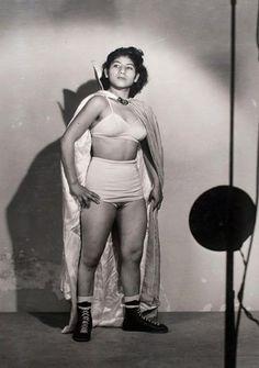 Irma Gonzalez, Lucha Libre wrestler