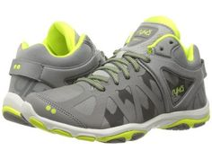 Ryka - Enhance 3 (Frost Grey/Summer Grey/Lime Shock) Women's Shoes
