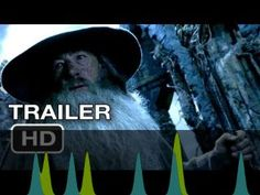 The Hobbit Official Trailer #1 - Lord of the Rings Movie (2012) HD via #Vuact www.vuact.com