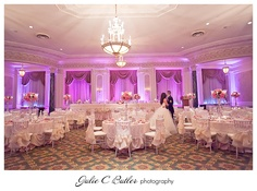 Ottawa-wedding-photographer-Julie-C-Butler - Chateau Laurier Wedding - Marie Antoinette theme light pink & lace decor by WEDECOR