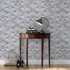 'Wall Flower Wallpaper by Graham