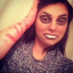 The Purge Makeup | Costume Makeup | Pinterest