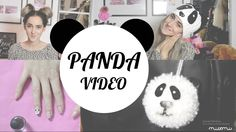 Panda Gif, Diy Videos, Mickey Mouse, Disney Characters, Blog, Blogging, Baby Mouse