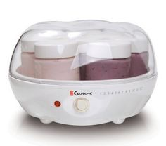 The Cuisinart ICE-30BC Pure Indulgence Yogurt Maker is our best yogurt maker in which the stainless steel housing is brushed to high standard quality so it is highly durable set for many months and years to come. When it comes to the capacity, the 2-quart freezer bowl is of high quality and double insulated as …
