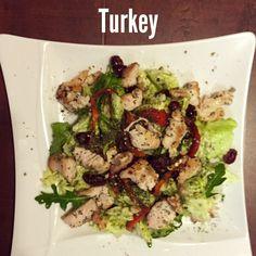 My #healthy #stayfit #thanksgiving #salad #turkey in #la #losangeles #westside #beach #cityofangels #eat by #chef #joelazo #foodporn #foodie #timetoeat #yummy #food #follow #eatdrinksleeprepeat #cheflife