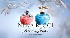 Pub parfum Luna de Nina Ricci