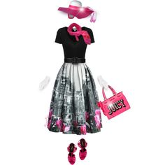 A fashion look from August 2015 featuring James Perse t-shirts, Chicwish skirts and Yves Saint Laurent sandals. Browse and shop related looks.