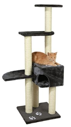Trixie's Alicante Cat Tree will provide endless opportunities for cats to play, explore, scratch or just relax.