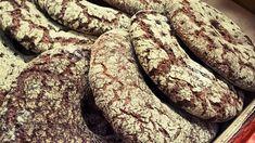 Ruisreikäleipä | Soppa365 Finnish Recipes, Rye Bread, Cupcakes, Cookies, Brot, Crack Crackers, Cupcake Cakes, Biscuits, Cookie Recipes