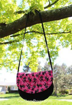 Girls Heidi Clutch bag