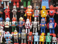 Collection of Robots