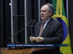 Cristovam Buarque comenta pedido de prisão preventiva do ex-presidente Lula