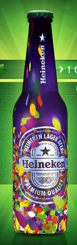 The Design Your Own Heineken' Six-Pack App #stpattysday inspiration for Latch Farm Studios fused glass www.latchfarmstudios.co.uk https://www.facebook.com/LatchFarmStudios