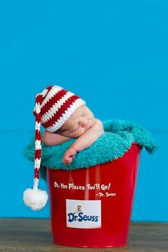 Boy or girl this would be so cute!! Dr suess