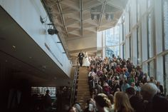 National Arts Centre stair ceremony   Agatha Rowland