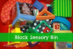 Here at Train Up a Child we love sensory bins .  We almost always have at least two full bins at any given time.  I wrote a post in m...