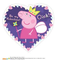 Find This Pin And More On Valentines Day By Peppa Pig.