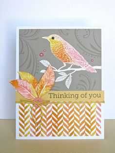 Thinking of You by paperpicnic (Jayne), via Flickr
