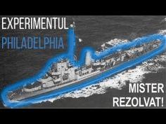 Experimentul Philadelphia, mister rezolvat! Despre invizibilitate. Philadelphia, Amazing, Youtube, Christians, Youtubers, Youtube Movies, Philadelphia Flyers