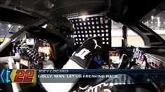 "Radioactive: Phoenix - ""Golly, man. Let us freaking race."" - NASCAR Race..."