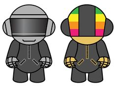 Vector Free Download, Free Vector Art, Top Pic, Daft Punk, Cute Dolls, Funny Pictures, Funny Pics, Mickey Mouse, Childhood