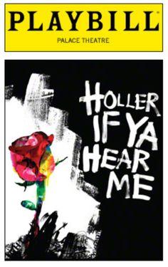 Holler If Ya Hear Me
