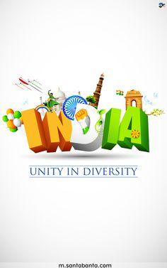 write a speech on unity in diversity