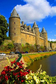 Josselin Castle, France