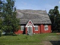 Vanha kirkko. Tervolan seurakunta