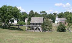 missouri barns | Missouri Mills