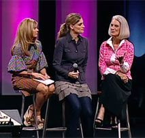 Interview with Anne Graham Lotz and her daughter Rachel-Ruth on virtue.harvest.org- leaving a legacy