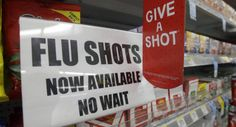 """10 Frugal Ways to Fight the Flu You Only Need One - """"GET A FLU SHOT"""""""