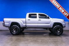 2012 Toyota Tacoma 4x4 Truck For Sale with New Lift Tire & Wheel Package | Northwest Motorsport